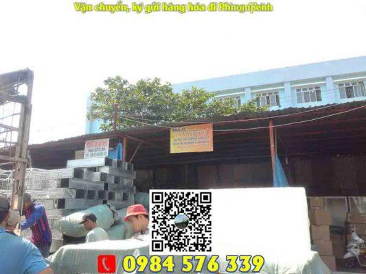 vận chuyển ký gửi hàng hóa đi phnompenh