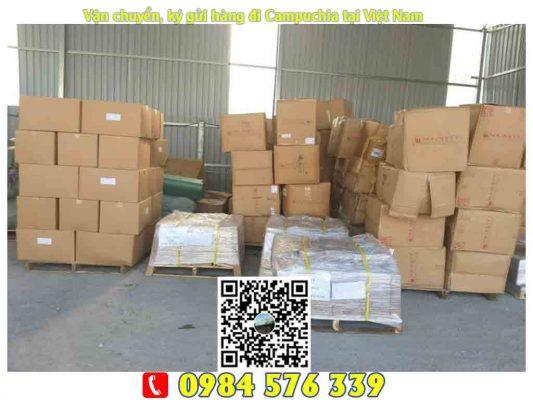Vận chuyển ký gửi hàng hóa đi Campuchia