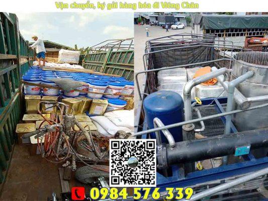 vận chuyển ký gửi hàng hóa đi viêng chăn