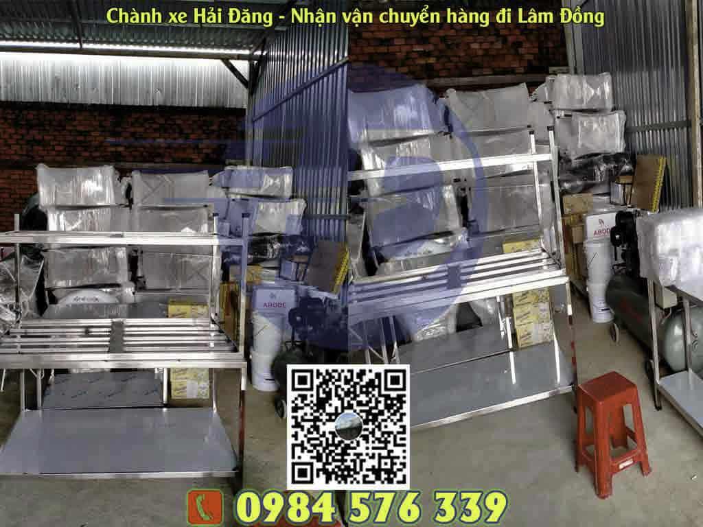 Chành xe vận chuyển hàng đi Lâm Đồng